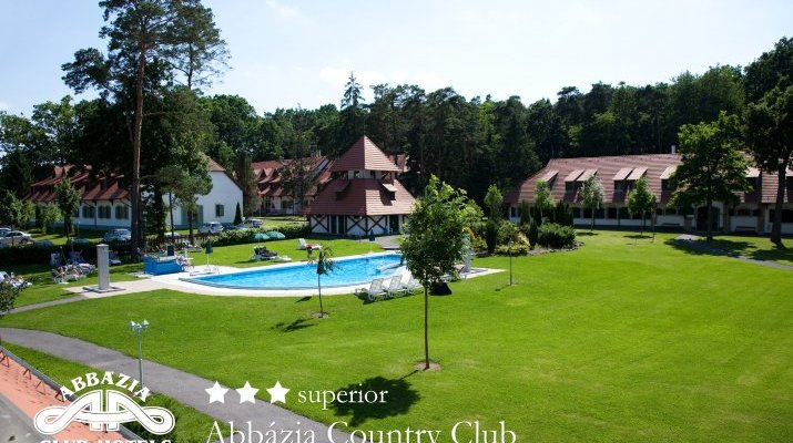 Abbázia Country Club Nemesnép
