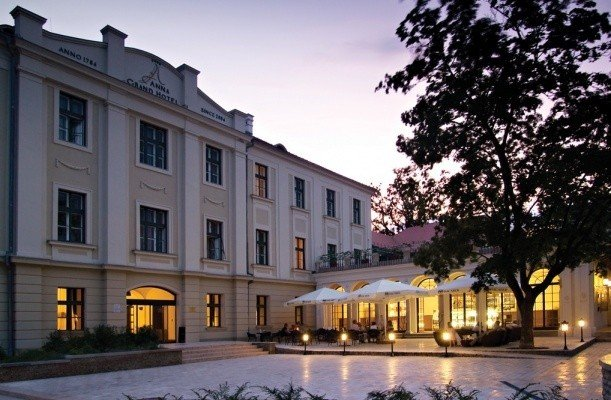 Anna Grand Hotel Wine & Vital Balatonf�red