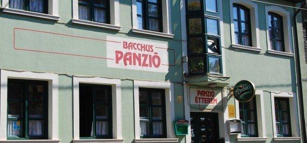 Bacchus Panzió Eger