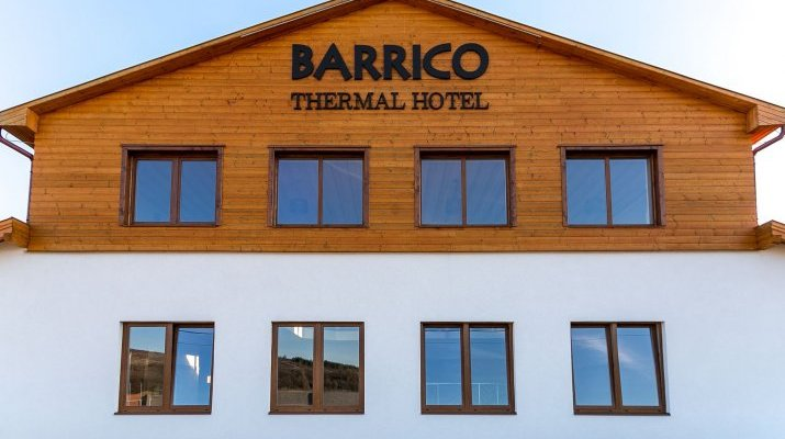 Barrico Thermal Hotel Demjén