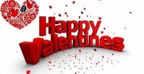 - Valentin nap (min. 2 éj)