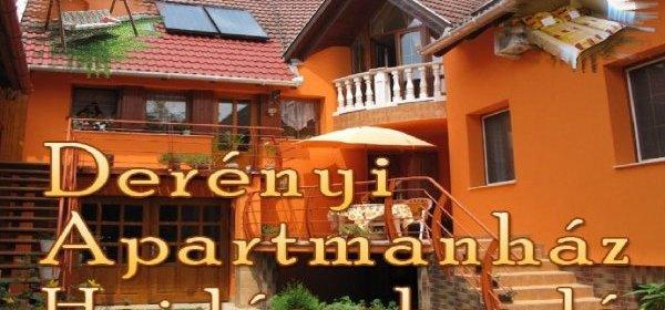 Derényi Apartman Hajdúszoboszló
