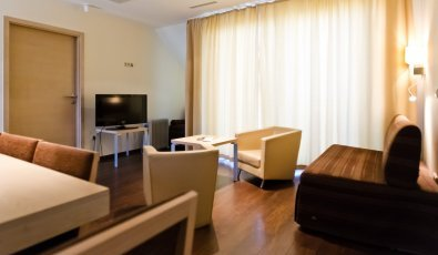 Echo Residence All Suite Hotel Tihany