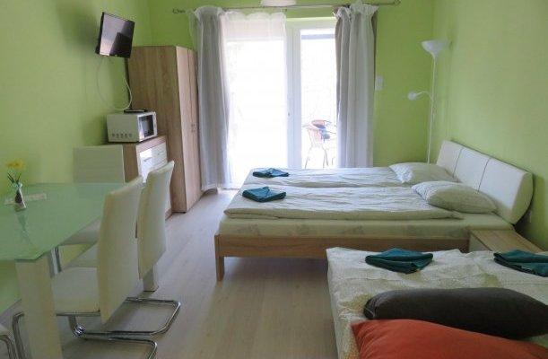 Édenkert Apartmanház Gyula