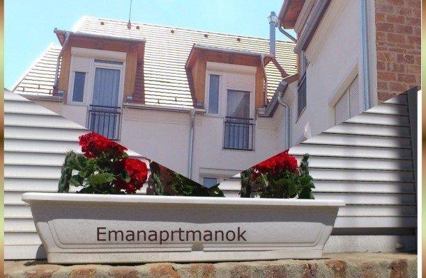EMAN Apartmanház Sárvár