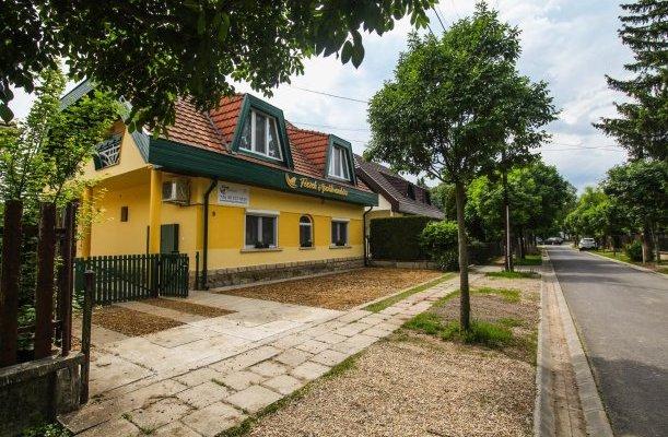 Fészek Apartmanház Gyula