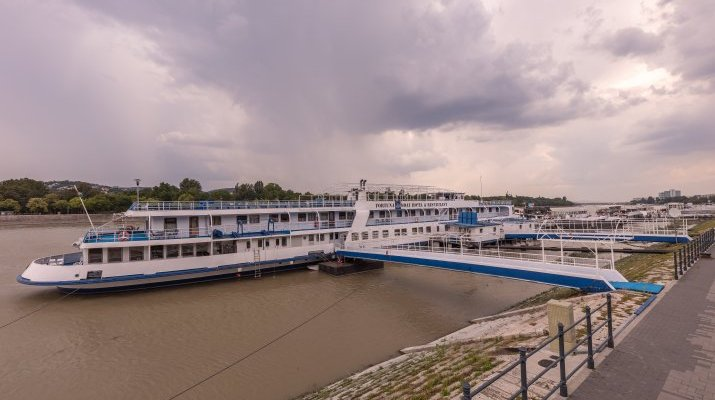 Fortuna Boat Hotel Budapest
