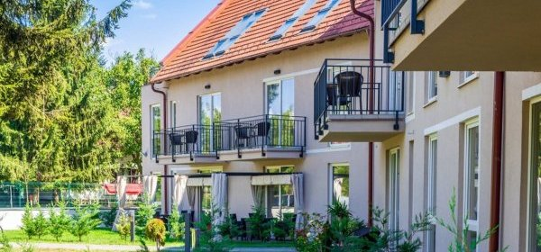 Fresh Hotel Siófok