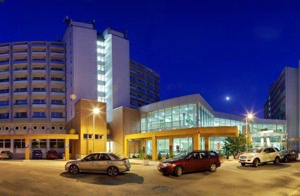 Hunguest Hotel Erkel Gyula