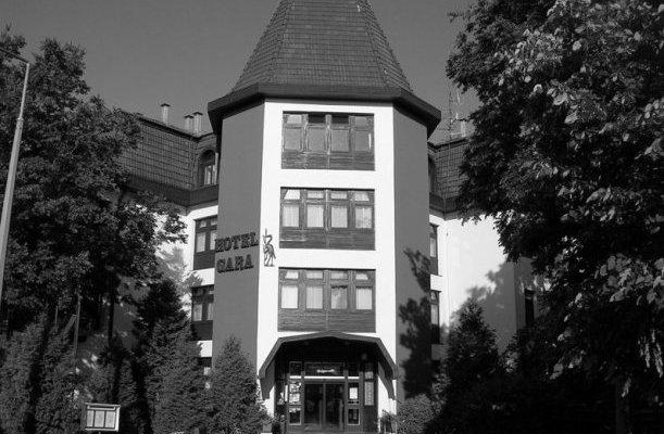 Hotel Gara Füzesgyarmat