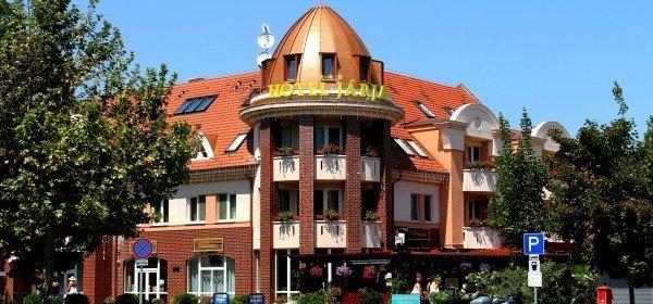 Hotel Járja Hajdúszoboszló