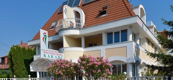Hotel Kakadu Keszthely