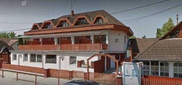 Retro Hotel Merid Zamárdi