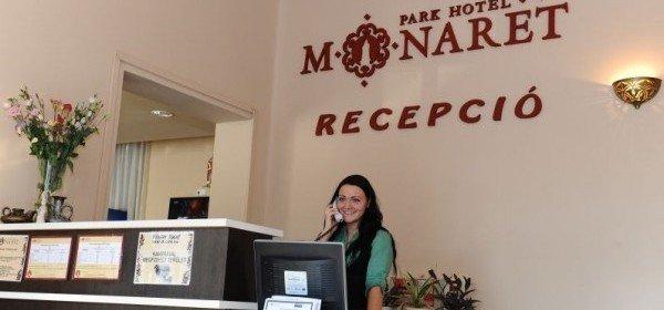 Park Hotel Minaret Eger