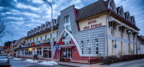 Hotel Négy Évszak Hajdúszoboszló