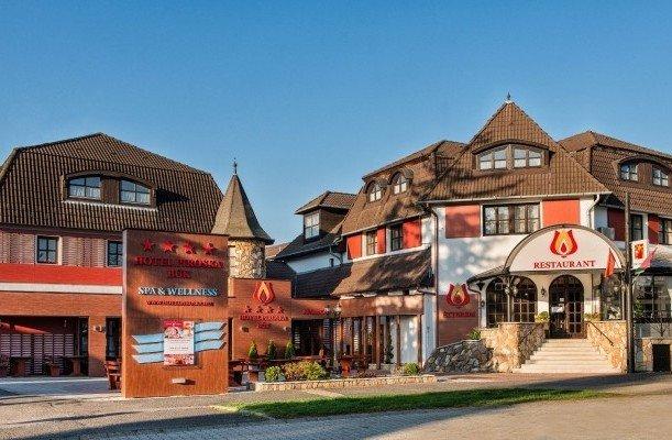 Hotel Piroska Bük, Bükfürdő