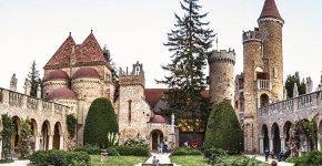 - Barangolás a Bory-várban (min. 2 éj)