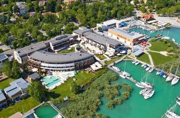 Hotel Silverine Lake Resort Balatonfüred
