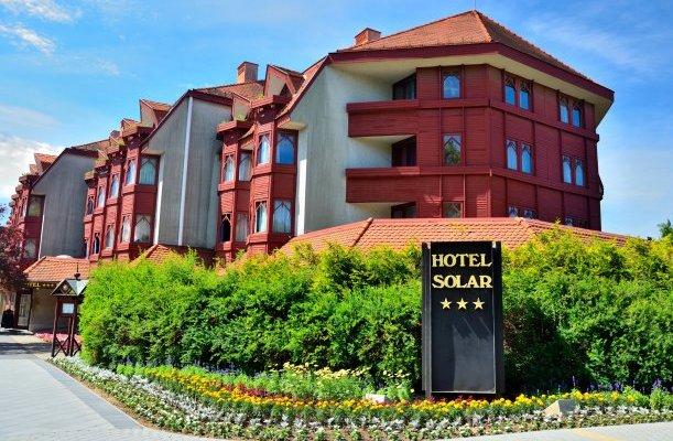 Hotel Solar Nagyatád