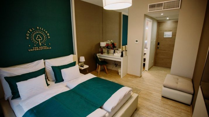 The Hotel Unforgettable - Hotel Tiliana by Homoky Hotels Budapest