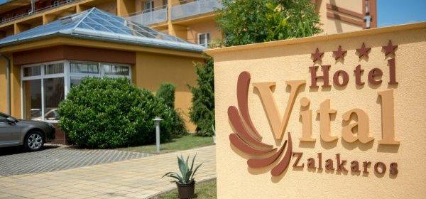 Hotel Vital Zalakaros