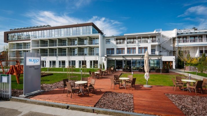 Hotel Yacht Wellness & Business Siófok