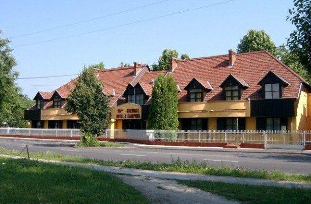 Thermál Hotel és Kemping Komárom