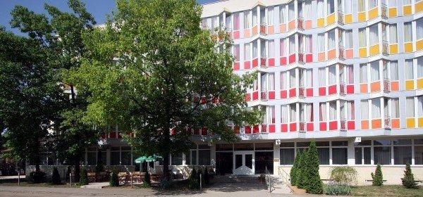 In Hotel Hajdúszoboszló