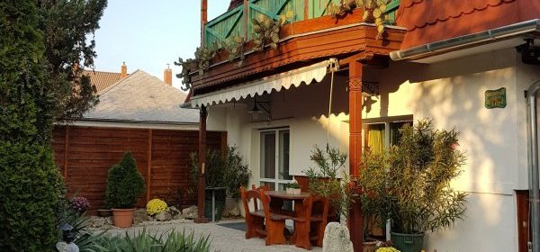 Kaktusz Villa Hévíz