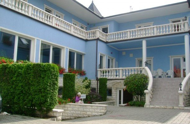 Kék Villa Apartmanház Hévíz