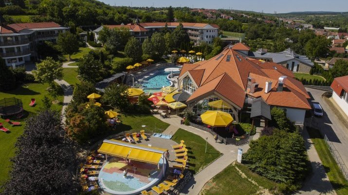 Kolping Hotel Spa & Family Resort Alsópáhok