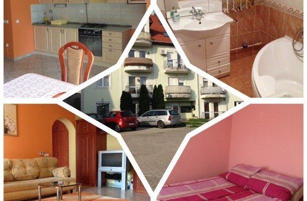 Kristály Apartman Eger