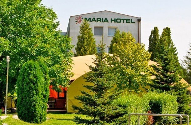 Mária Hotel Balatonmáriafürdő