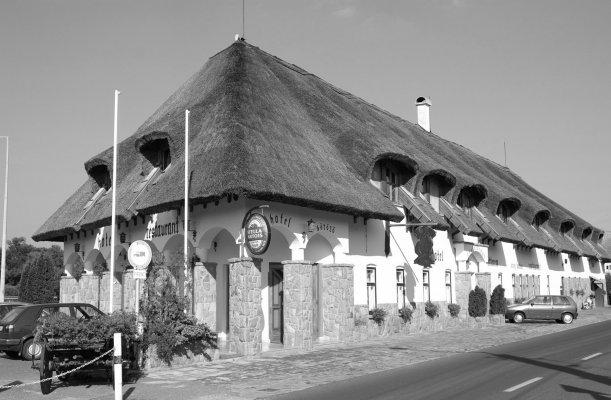 Öreg Halász Hotel Tát