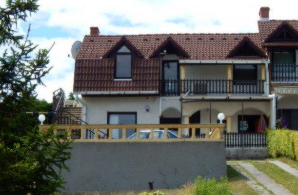 Panoráma Apartmanház Balatongyörök