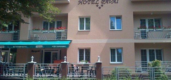 Hotel Pávai Hajdúszoboszló