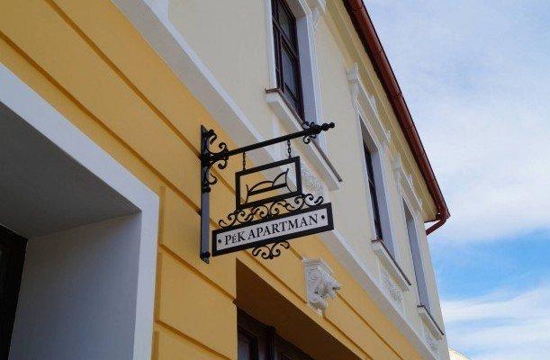 Pék Apartman Kőszeg