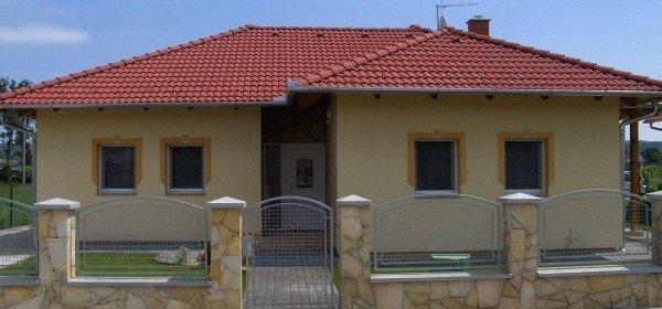 Petra Apartmanház Kehidakustány