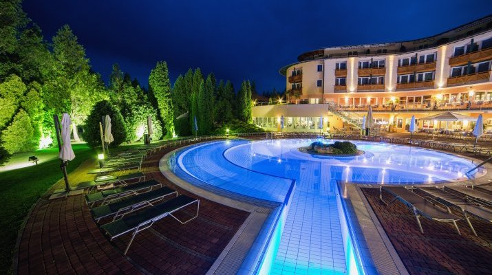Lotus Therme Hotel & Spa Hévíz