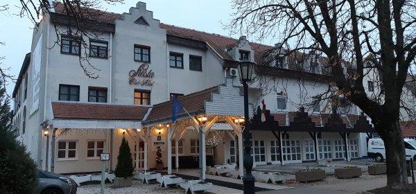 Siesta Club Hotel Harkány