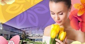 - Tavaszi Wellness Pihenés (min. 2 éj)