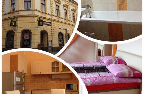 Széchenyi Apartman Eger