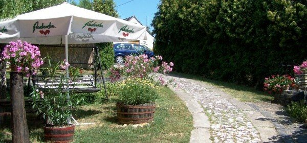 Szőlő Vendégház Balatongyörök