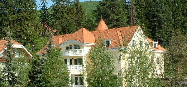 Villa Park Panzió Szilvásvárad