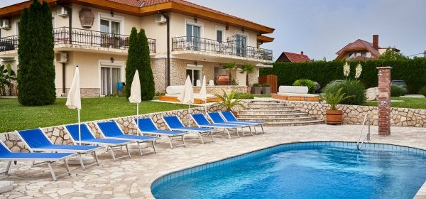 Villa Plattensee Vonyarcvashegy